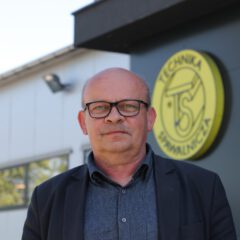 mgr. inż. Ryszard Andrzejewski
